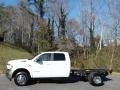 Bright White 2020 Ram 3500 SLT Crew Cab 4x4 Chassis