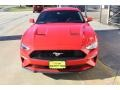 2019 Race Red Ford Mustang EcoBoost Fastback  photo #3