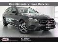 Graphite Gray Metallic 2021 Mercedes-Benz E 450 4Matic All-Terrain Wagon