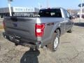 2020 Iconic Silver Ford F150 XLT SuperCab 4x4  photo #2