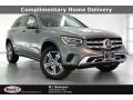 Selenite Gray Metallic 2021 Mercedes-Benz GLC 300