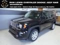 2020 Black Jeep Renegade Latitude 4x4 #140494853