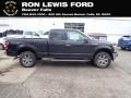 2020 Agate Black Ford F150 XLT SuperCab 4x4 #140504451