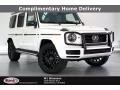 Polar White 2021 Mercedes-Benz G 550
