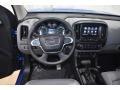 2021 GMC Canyon Jet Black/Dark Ash Interior Dashboard Photo