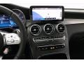 Controls of 2021 GLC AMG 63 4Matic Coupe