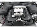 2021 GLC AMG 63 4Matic Coupe 4.0 Liter DI biturbo DOHC 32-Valve VVT V8 Engine