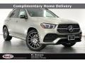 Mojave Silver Metallic 2021 Mercedes-Benz GLE 350
