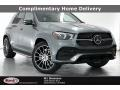 Selenite Grey Metallic 2021 Mercedes-Benz GLE 350
