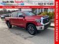 2021 Barcelona Red Metallic Toyota Tundra SR5 CrewMax 4x4 #140538222