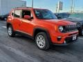 2021 Omaha Orange Jeep Renegade Latitude 4x4 #140556895