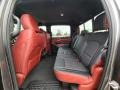 Rear Seat of 2021 1500 Rebel Crew Cab 4x4