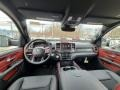 2021 1500 Rebel Crew Cab 4x4 Red/Black Interior