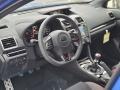 Recaro Ultra Suede/Carbon Black Steering Wheel Photo for 2020 Subaru WRX #140573769