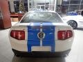 2011 Performance White Ford Mustang Shelby GT500 Coupe  photo #3