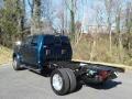 Hydro Blue Pearl - 4500 Laramie Crew Cab 4x4 Chassis Photo No. 8