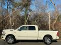 Pearl White 2020 Ram 3500 Limited Crew Cab 4x4