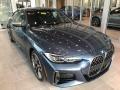 Arctic Race Blue Metallic 2021 BMW 4 Series M440i xDrive Coupe