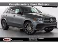 Selenite Grey Metallic 2021 Mercedes-Benz GLE 350