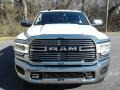 Pearl White - 2500 Laramie Crew Cab 4x4 Photo No. 3