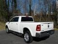 Pearl White - 2500 Laramie Crew Cab 4x4 Photo No. 9