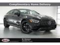 Obsidian Black Metallic 2021 Mercedes-Benz AMG GT 43