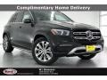 Black 2021 Mercedes-Benz GLE 350