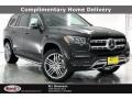 Black 2021 Mercedes-Benz GLS 450 4Matic