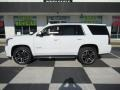 Summit White 2020 GMC Yukon SLT 4WD