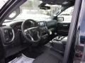 2021 Black Chevrolet Silverado 1500 RST Crew Cab 4x4  photo #12