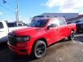 Flame Red 2021 Ram 1500 Big Horn Crew Cab 4x4