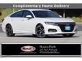 Platinum White Pearl 2020 Honda Accord Sport Sedan