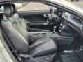 Ebony Front Seat Photo for 2019 Ford Mustang #140653456