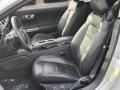 Ebony Front Seat Photo for 2019 Ford Mustang #140653582