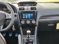 Recaro Ultra Suede/Carbon Black Controls Photo for 2020 Subaru WRX #140653953