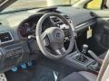 Recaro Ultra Suede/Carbon Black Front Seat Photo for 2020 Subaru WRX #140654020