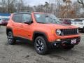 2021 Omaha Orange Jeep Renegade Trailhawk 4x4 #140674405
