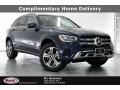 Lunar Blue Metallic 2021 Mercedes-Benz GLC 300