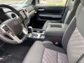 2021 Toyota Tundra Graphite Interior Front Seat Photo