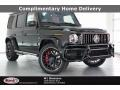 Obsidian Black Metallic 2021 Mercedes-Benz G 63 AMG