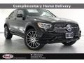 Black 2021 Mercedes-Benz GLC 300 4Matic Coupe