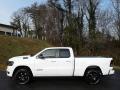 Bright White 2021 Ram 1500 Big Horn Quad Cab 4x4