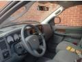2006 Bright Silver Metallic Dodge Ram 1500 SLT Quad Cab  photo #13