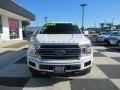 2020 Star White Ford F150 Limited SuperCrew 4x4  photo #2