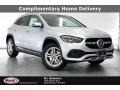 Iridium Silver Metallic 2021 Mercedes-Benz GLA 250