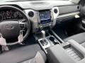 2021 Toyota Tundra Black Interior Dashboard Photo