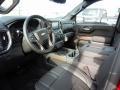 2021 Chevrolet Silverado 1500 Jet Black Interior Interior Photo