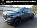 Granite Crystal Metallic 2021 Ram 1500 Big Horn Crew Cab 4x4