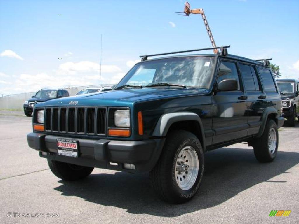 Jeep Colors 1997