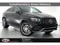 Obsidian Black Metallic 2021 Mercedes-Benz GLE 53 AMG 4Matic Coupe